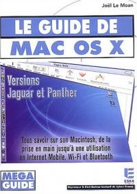 Le guide de Mac OS X