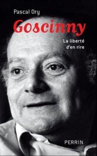 Goscinny (1926-1977) : La liberté d'en rire