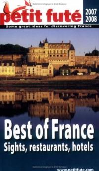 Le Petit Futé Best of France : Edition en anglais