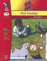 On The Mark Press OTM14261 Flat Stanley Lit Grades 1-3 Lien