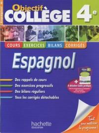 Espagnol 4e
