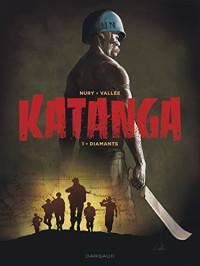 Katanga - tome 1 - Katanga - tome 1