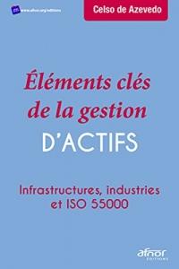 La gestion d'actifs - Les éléments clés : infrastructures, industries et ISO 55000