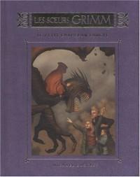 Les Soeurs Grimm Détectives de contes de fées, Tome 3 : Le petit chaperon louche