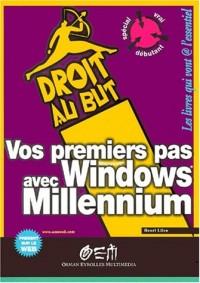 Vos premiers pas avec Windows Millennium