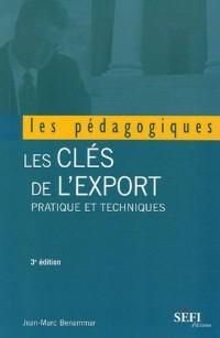 Les clés de l'export : Pratique et techniques