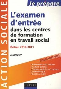 Je prépare l'examen d'entrée dans les centres de formation en travail social - 3ème édition