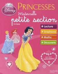 Cahiers d'exercices Princesses Disney - Maternelle Petite Section
