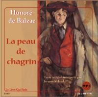 La Peau de Chagrin 1 CD MP3