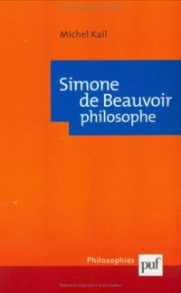 Simone de Beauvoir philosophe