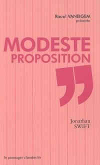 Modeste proposition