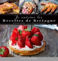 Je cuisine les recettes de Bretagne