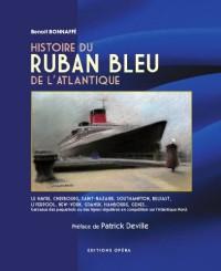 Histoire du ruban bleu de l'Atlantique