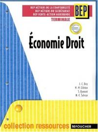 Economie - Droit : Terminale, BEP métiers du secrétariat, métiers de la comptabilité, Vente - Action marchande