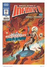 Infinity 8 Comics n°2 - Romance et macchabées