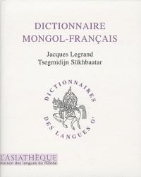 Dictionnaire (mongol-français)