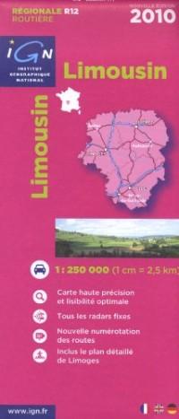 Limousin : 1/250000