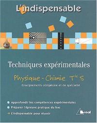 Physique-Chimie Terminale S : Techniques expérimentales