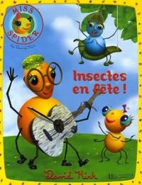 Insectes en fête !
