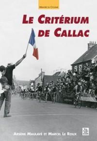 Le Criterium de Callac