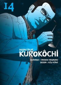 Inspecteur kurokochi - tome 14