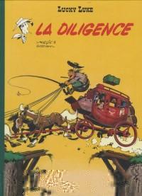 Lucky Luke : La diligence