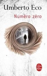 Numéro Zéro [Poche]