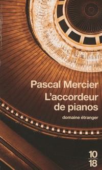 L'accordeur de pianos