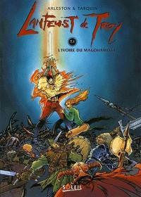 Lanfeust de Troy, Tome 1 : Agenda bonus
