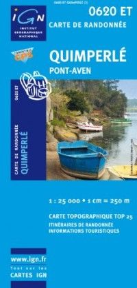 Quimperle / Pont-Aven GPS: Ign.0620et