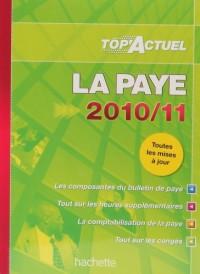La paye 2010-2011