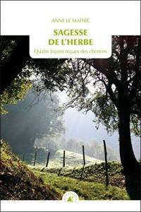 Sagesse de l'herbe : Quatre leçons reçues des chemins