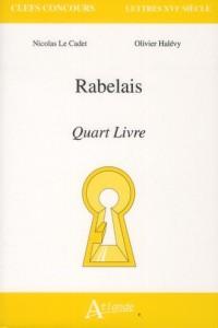 Rabelais Quart Livre