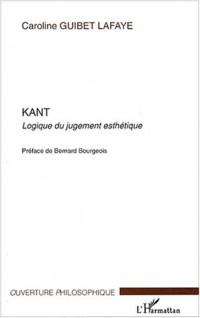 Kant : Logique du jugement esthétique