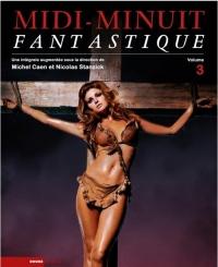 Midi-Minuit Fantastique - Volume 3 (Livre + DVD)