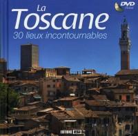 Toscane - 30 lieux incontournables (la) + DVD