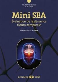 Mini sea évaluation de la demence fronto-temporale