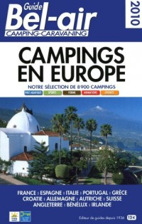 Guide Bel-Air, camping-caravaning : Campings en Europe