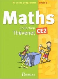 Maths CE2 : Nouveau programme cycle 3