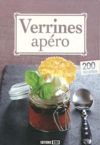 Verrines Apero 200 Recettes
