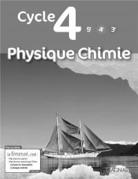 Physique Chimie Cycle 4 (5e/4e/3e) : Livre du professeur