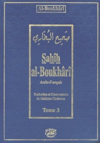Sahih Al-Boukhari Tome 3