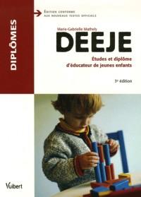 DEEJE : Etudes et diplôme d'éducateur de jeunes enfants