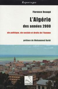 L'Algérie des années 2000