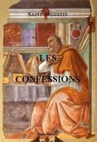 Les Confessions De Saint Augustin - (1 Volume)