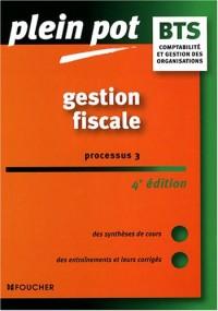 GESTION FISCALE P3 BTS (Ancienne édition)