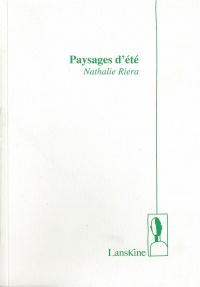 PAYSAGES D'ÉTÉ
