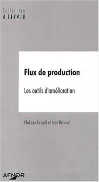 Flux de production. Les outils d'amélioration