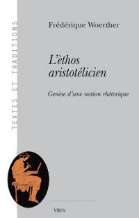 L'èthos aristotelicien