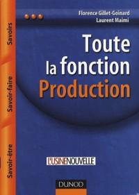 Toute la fonction Production